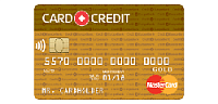 "Кредитная карта ""Card Credit Gold"""